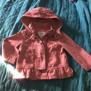 Adorable toddler girls spring jacket - 2T